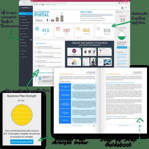 StartUp Portal