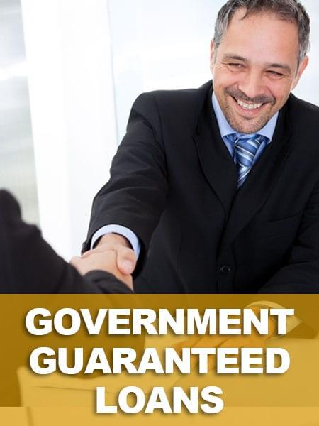 Government Guaranteed Loans