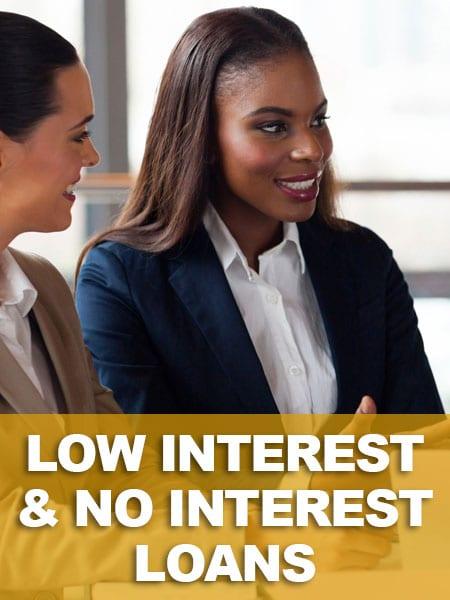 Low Interest Loans