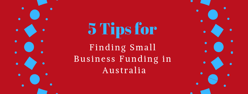 Small Business Funding in Australia